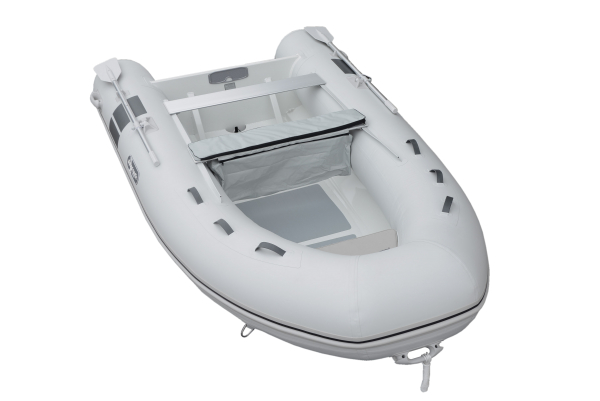 ALPUNA nautic SeaRover 420 Aluminium-RIB mit Bugbox