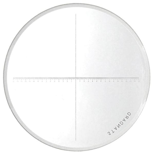Messlupen-Wechselskala Standard / 35mm