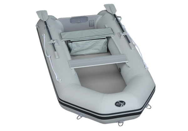 ALPUNA nautic Kinglight 270 in Grau - B022