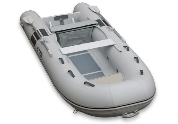 ALPUNA nautic SeaRover 360 Aluminium-RIB mit Bugbox