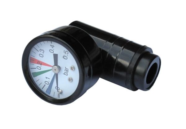 Luftdruck-Messgerät (Gauge) für Ventile Typ A