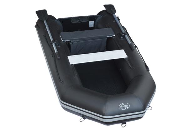 ALPUNA nautic Kinglight 270 ultraleichtes Boot mit Rucksack