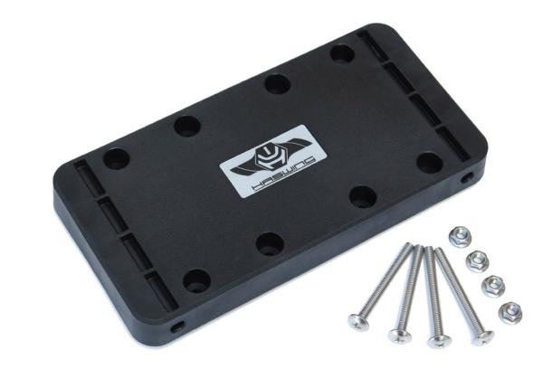 Haswing innere Schnellwechselplatte für alle Cayman-Motoren