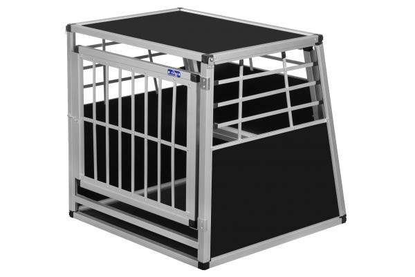 Transportbox N46 / 75x75x75cm mit Notausstieg